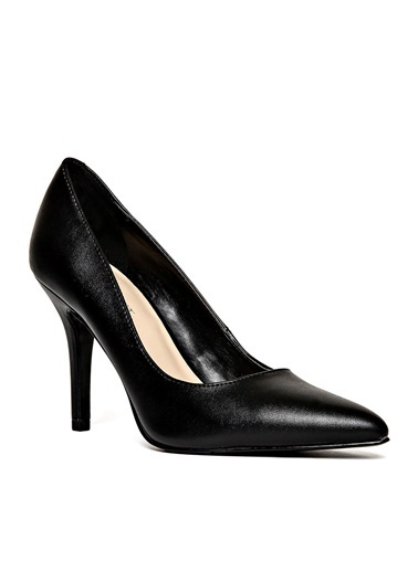 Nine West Stiletto Siyah